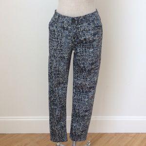 CAbi Modern Camo Skinny Jeans
